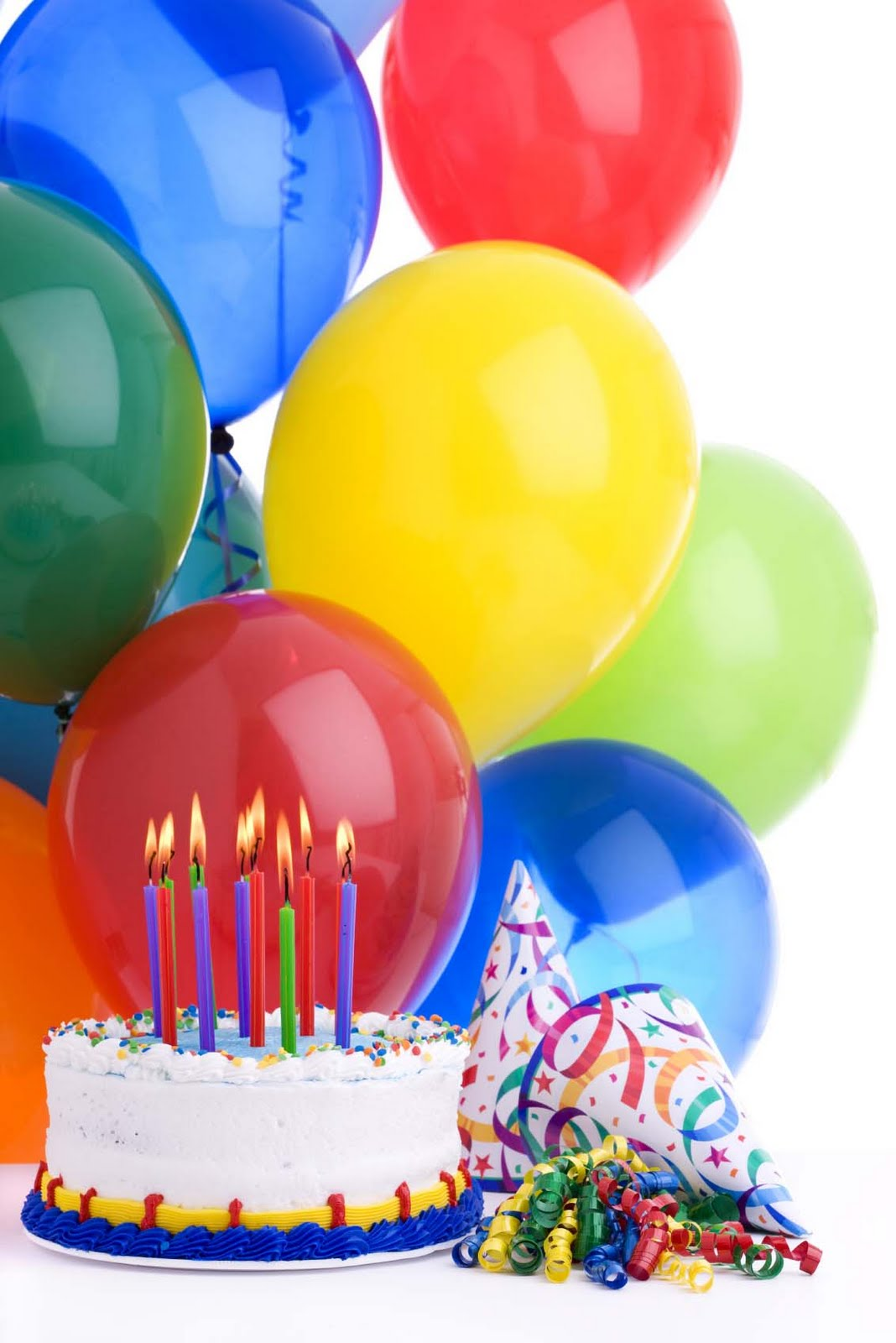 Images Of Birthday Cake And Balloons : Finding Martin...: You Are Invited To A Birthday Party!