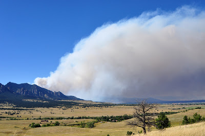 Fourmile Canyon Wildfire