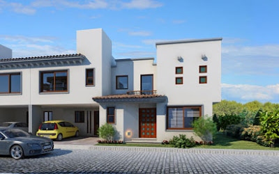 Enamora tus compradores con fachadas 3d blog goldman for Rendering casa gratis