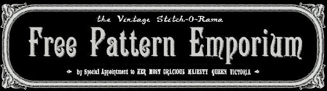 Vintage Stitch-O-Rama Free Pattern Emporium