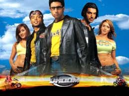 Dhoom movie mp3 Songs