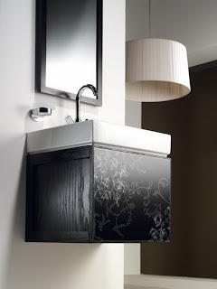 ideias de decoração & Mobiliário | decoração casa de banho pequenas