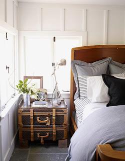 ideias de decoração mobiliário | ideia para mesa de cabeceira.
