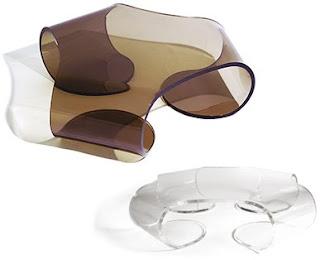 Ideias decoração mobiliário | Mesas centro em vidro