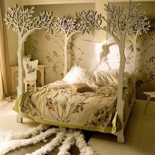 ideias decoração mobiliário | cama peculiar