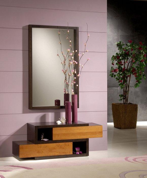 Consola m veis de entrada ideias decora o mobili rio - Consolas modernas ...