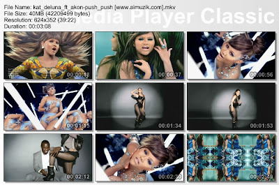 Kat DeLuna Ft Akon Push Push WEB x264 2010 FRAY INT kat deluna ft akon push push download free.
