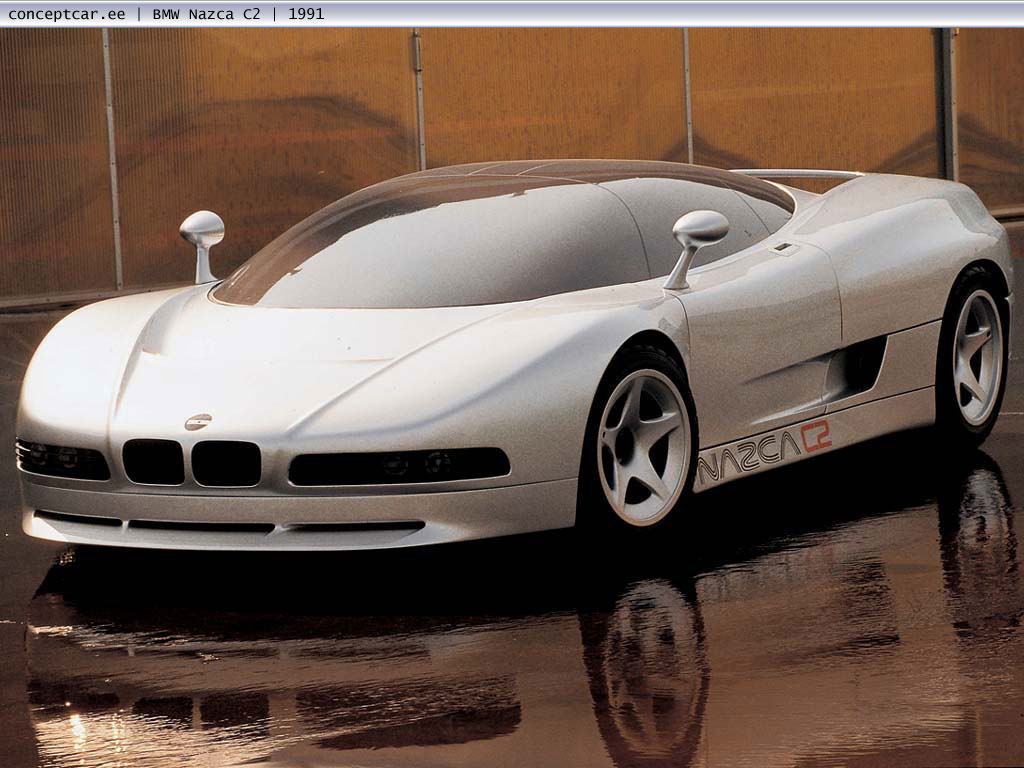 G C W Bmw Nazca C2 Wallpapers