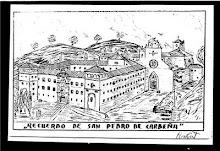 Postal enviada y dibujada por Herbert desde San Pedro-Postcard drew and sent by Herbert from SP