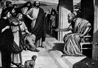 an overview of the teachings and philosophy of socrates Teaching the platonic dialogues through sandwiches, by dr m ritchey, phd   a quick explanation for the uninitiated: plato, the great philosopher and  well,  socrates, i am happy to tell you what a sandwich is, as i have.