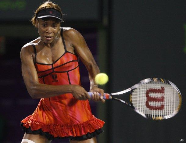 Venus williams tennis dress