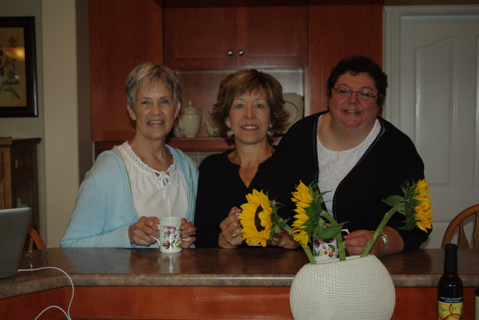 Cake Rumble Mennonite Girls Having Fun