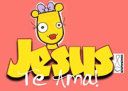 VEM A JESUS, ELE TE CHAMA;