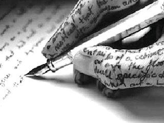 """""""Transformar pela escrita..."""""""