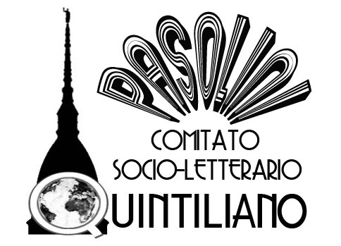 Q PASOLINI Comitato socio-letterario dell'Associazione Culturale Quintiliano (TO)