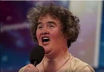 Susan Boyle-Britain's Got Talent 2009