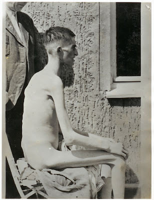 Buchenwald concentration camp victim