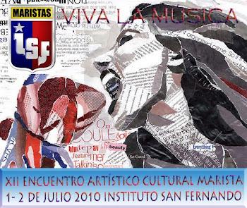FESTIVAL DE LA CANCIÓN,ENCUENTRO ARTÍSTICO CULTURAL