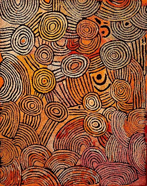 Art Aborigène : Papunya