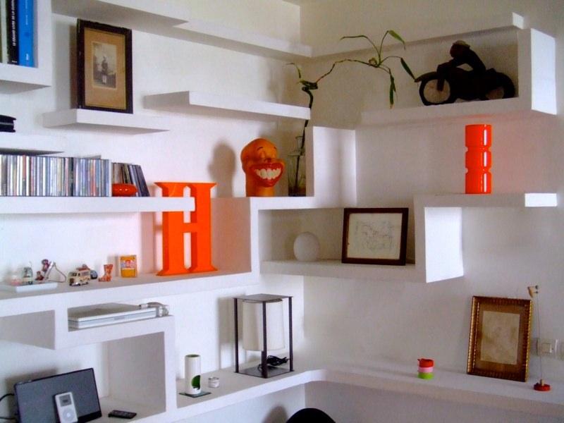 Blog bazar designal une creation de rangement sur mesure - Idee rangement bureau ...