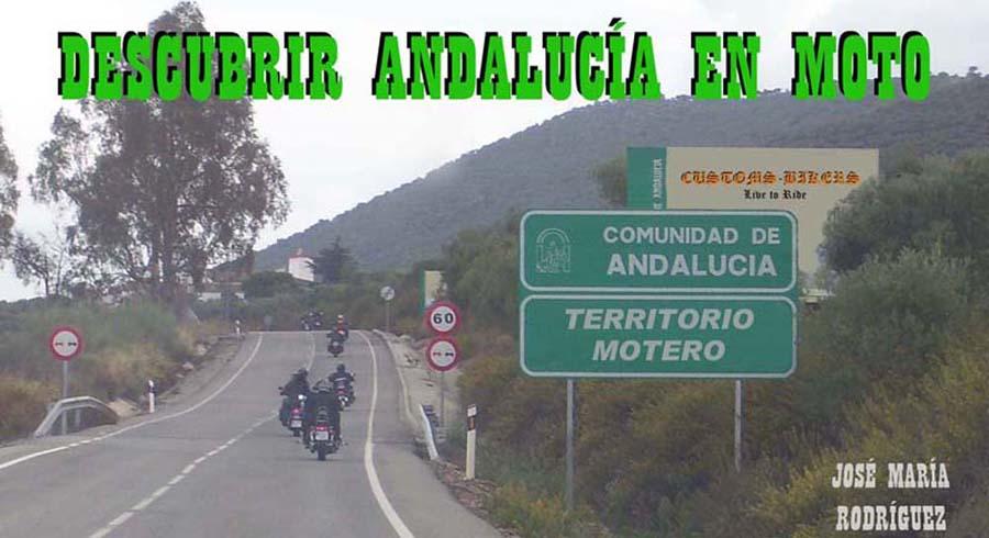 Descubrir Andalucía en moto