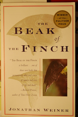Beak of the Finch - Johnathan Weiner