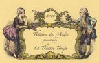 Troupe Member of Catherine Moore&#39;s Theater Des Modes
