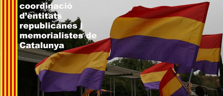 Coordinació d'Entitats Republicanes i Memorialistes de Catalunya