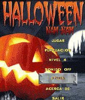 jogos celular halloween pacboy 176x208 download gratis