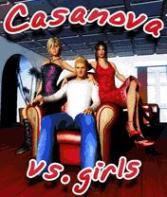 Jogo para celular - Casanova vs. Girls