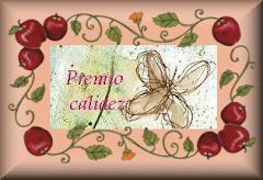 Premi Calidez