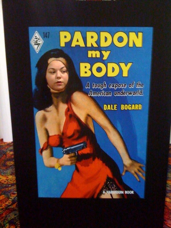 pardon my body bogard dale