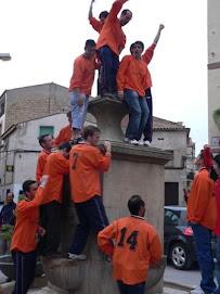 Celebració a la Plaça Major