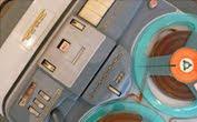 Magnetofón Grundig de colección!