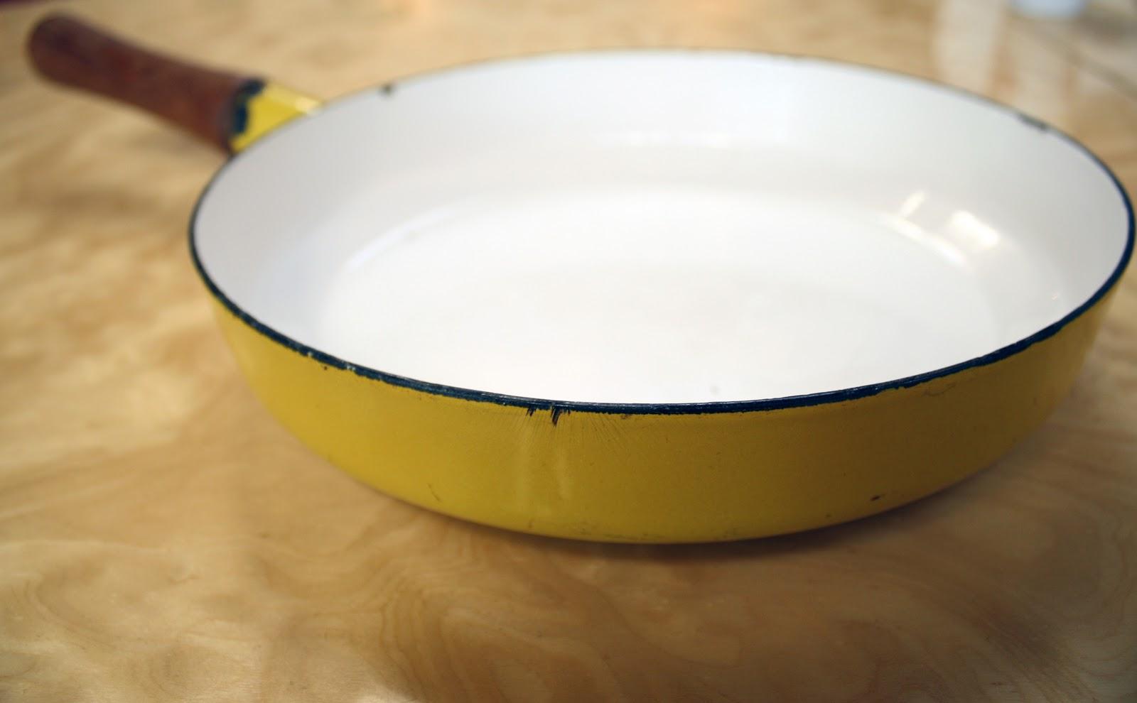 Douglascain Vintage Dansk Kobenstyle Enamel Cookware