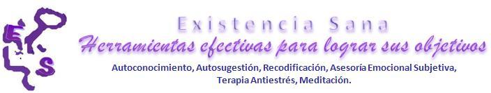 Autoayuda, Autosugestión, Asesoría Emocional Subjetiva, Recodificación, Antiestrés.