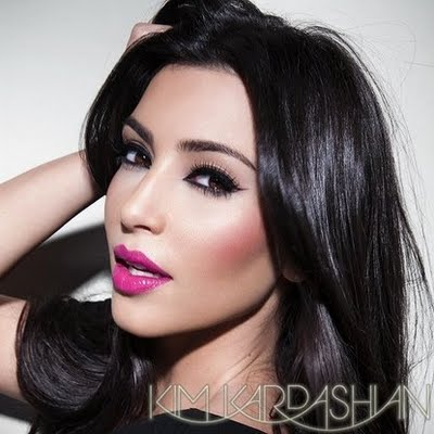 kim kardashian makeup and hair. kim kardashian makeup looks