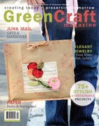 GreenCraft Magazine, Winter 2010