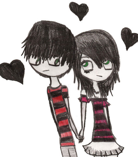 holding hands emo love. emo love quotes pictures