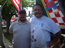 My friend and BBQ mentor Steve Farin