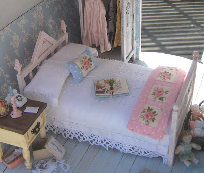 Shabby Chic Bed Linens