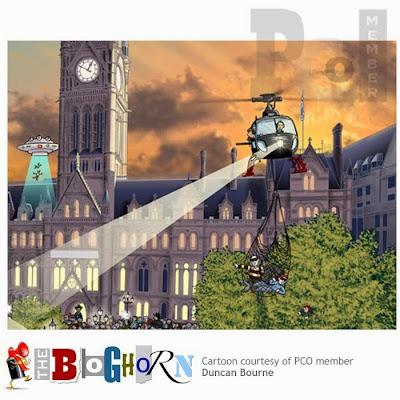 Bloghorn Professional UK Cartoonists © Duncan Bourne