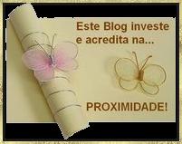 Proximidade Blog Award