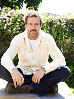 Hugh Laurie Indian Style