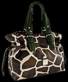 Dooney & Burke Giraffe Handbag