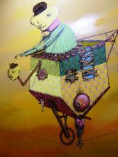 Gemeos / grafitti