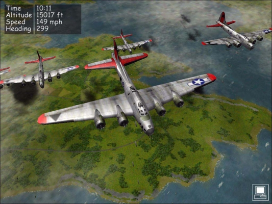 B-17 Flying Fortress: The Mighty 8th! PC Game Free Full Download Links