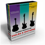 Curso Básico de Violão e Guitarra - Via Download
