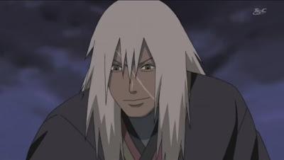 When did jiraiya learn sage mode