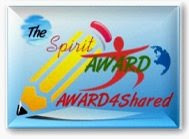 Award4shared - the spirit award
